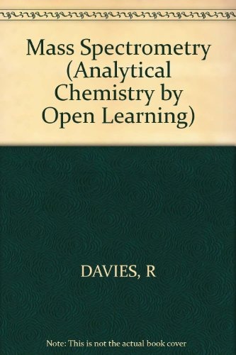 9780471913887: Mass Spectrometry (Analytical Chemistry by Open Learning)