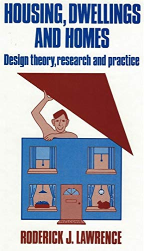 9780471914082: Housing, Dwellings and Homes: Design Theory, Research and Practice