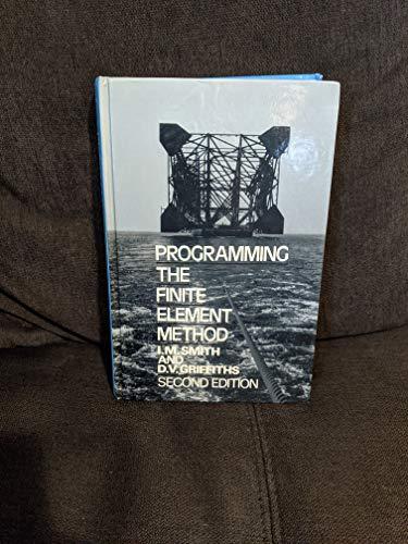 9780471915522: Programming the Finite Element Method