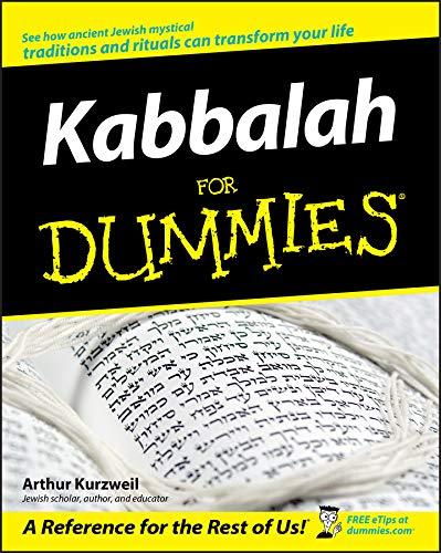 9780471915904: Kabbalah For Dummies