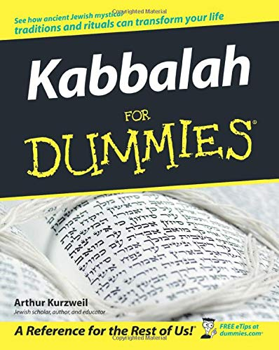 9780471915904: Kabbalah for Dummies