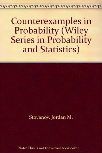 9780471916499: Counterexamples in Probability (Wiley Series in Probability and Statistics)