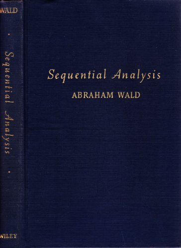 9780471918066: Sequential Analysis