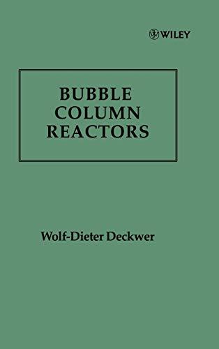 9780471918110: Bubble Column Reactors