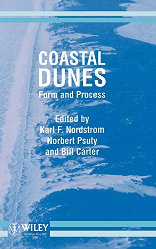 9780471918424: Coastal Dunes: Form and Process (Coastal Morphology and Research)