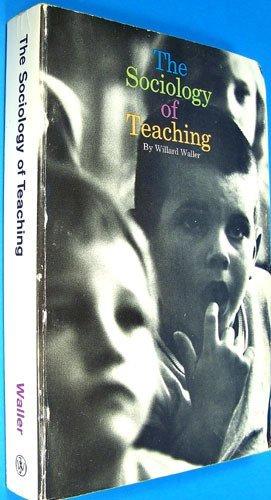 9780471918905: Sociology of Teaching