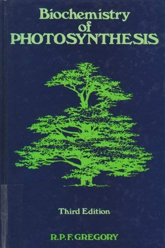 9780471918998: Biochemistry of Photosynthesis