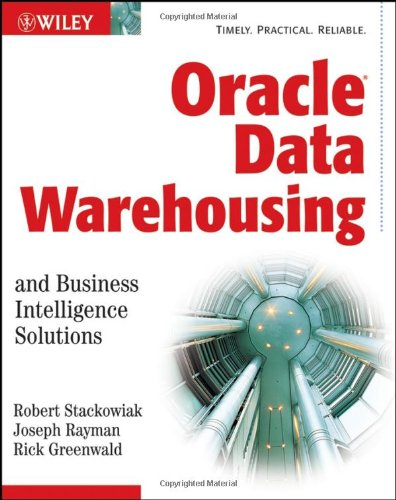 9780471919216: Oracle Data Warehousing and Business Intelligence Solutions