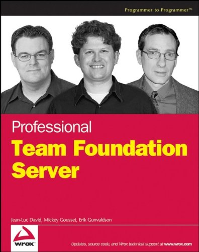 9780471919308: Professional Team Foundation Server