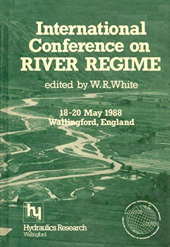 9780471919551: River Regime: International Conference Proceedings