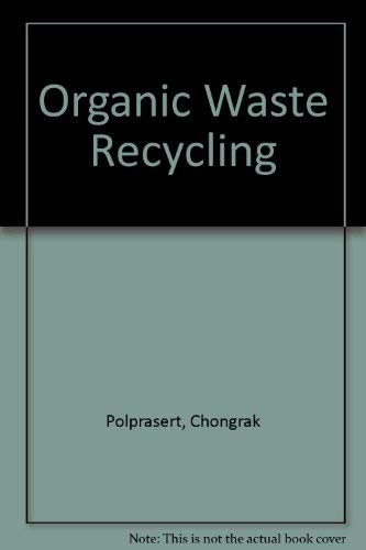 9780471920984: Organic Waste Recycling
