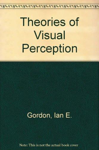 9780471921950: Theories of Visual Perception