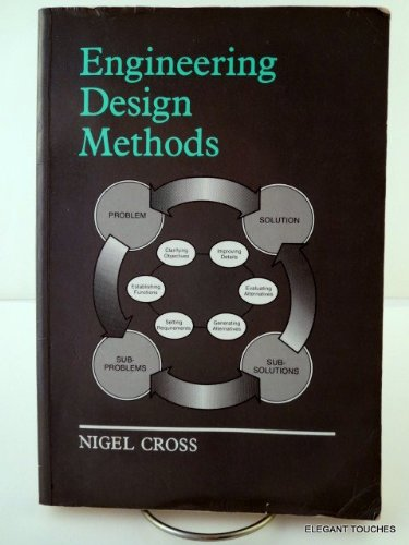 9780471922155: Engineering Design Methods