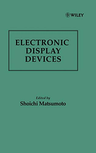 Electronic Display Devices (Hardback)