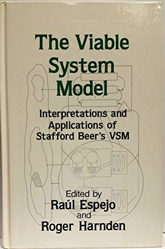 9780471922889: The Viable System Model: Interpretations and Applications of Stafford Beer's VSM
