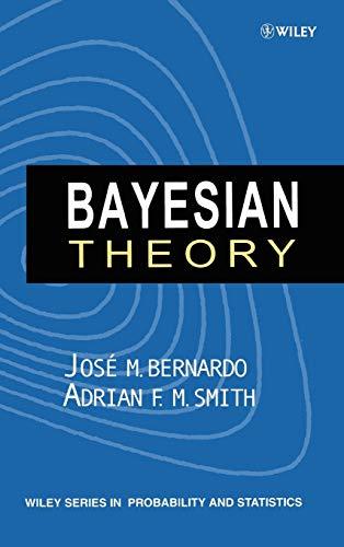 9780471924166: Bayesian Theory
