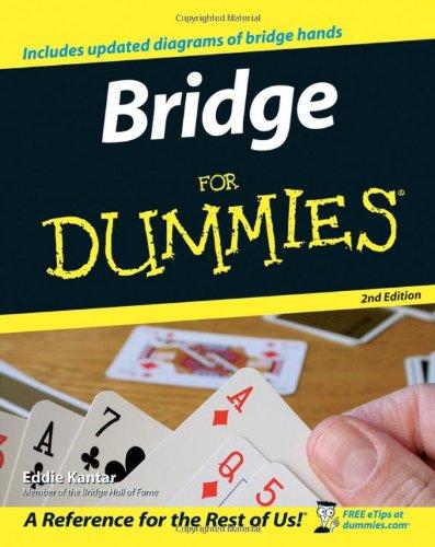 9780471924265: Bridge For Dummies