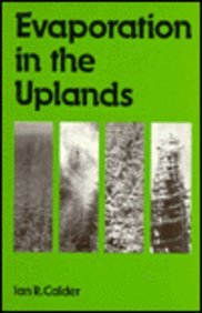 9780471924876: Evaporation in the Uplands