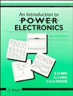 9780471926160: An Introduction to Power Electronics