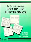 9780471926177: An Introduction to Power Electronics