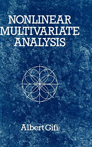 9780471926207: Nonlinear Multivariate Analysis (Wiley Series in Probability and Statistics)