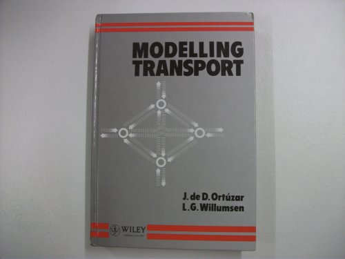 9780471926290: Modelling Transport