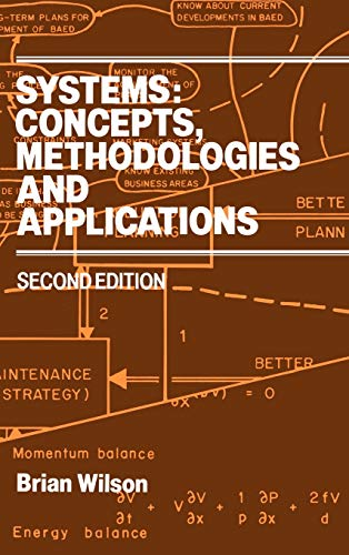 9780471927167: Systems: Concepts, Methodologies, and Applications