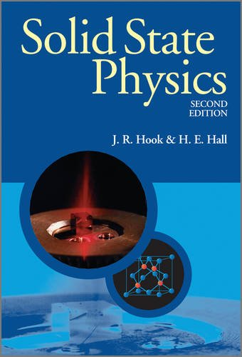 9780471928041: Solid State Physics (Manchester Physics Series)