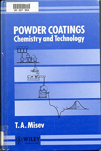 9780471928218: Powder Coatings: Chemistry and Technology