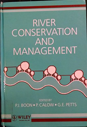 9780471929468: River Conservation and Management