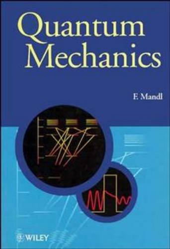 9780471929710: Quantum Mechanics (Manchester Physics Series)