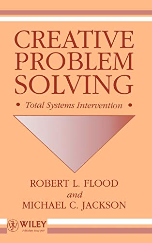 9780471930525: Creative Problem Solving: Total Systems Intervention