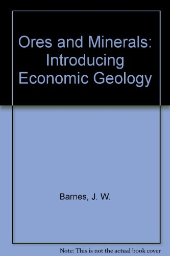 9780471932048: Ores and Minerals: Introducing Economic Geology