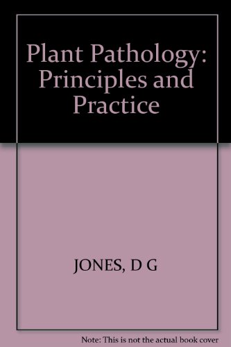 9780471932338: Plant Pathology: Principles and Practice