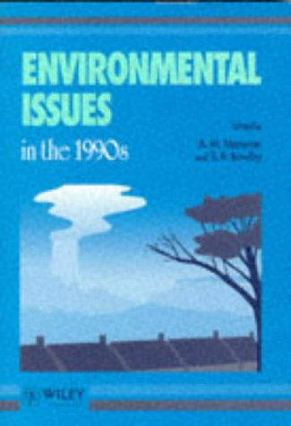 Environmental Issues in the 1990s: Mannion, A. M.;