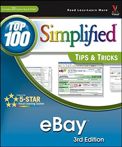 9780471933823: eBay: Top 100 Simplified Tips & Tricks, 3rd Edition