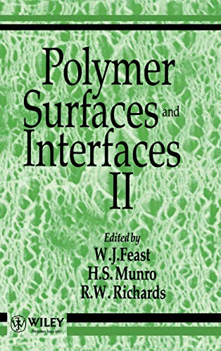 Polymer Surfaces and Interfaces: No. 2 (Hardback)