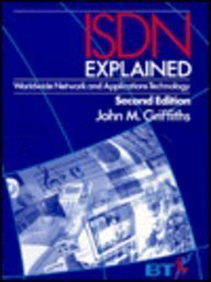 9780471934806: Isdn Explained: Worldwide Network and Applications Technology