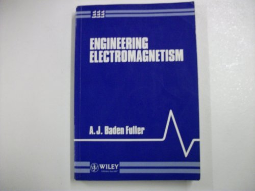 9780471934899: Engineering Electromagnetism (Wiley Student Series in Electronic and Electrical Engineering)