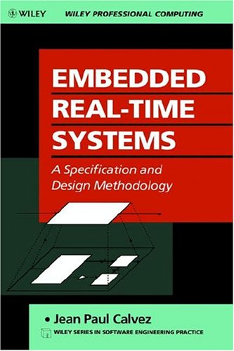 Embedded Real-Time Systems: Jean Paul Calvez