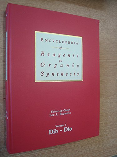 9780471936237: 8 Volume Set, Encyclopedia of Reagents for Organic Synthesis
