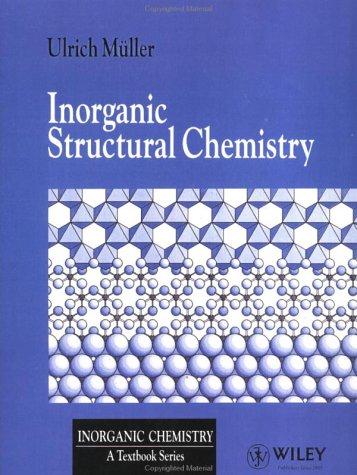 9780471937173: Inorganic Structural Chemistry