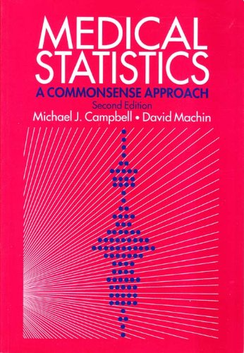 9780471937647: Medical Statistics: A Commonsense Approach