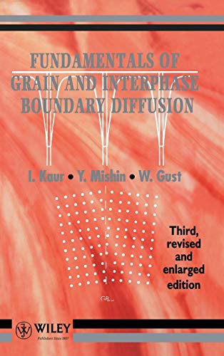 9780471938194: Fundamentals of Grain and Interphase Boundary Diffusion