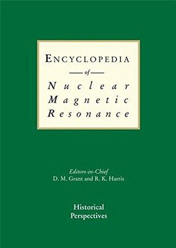 9780471938712: Encyclopedia of Nuclear Magnetic Resonance, 8 Volume Set