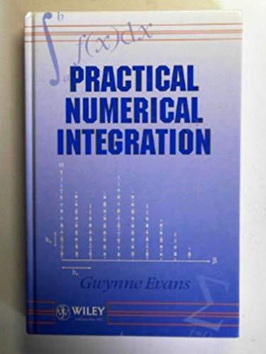 9780471938989: Practical Numerical Integration (v. 1)