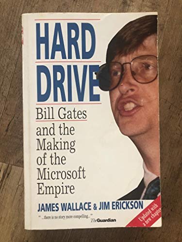 9780471940814: Hard Drive: Bill Gates and the Making of the Microsoft Empire