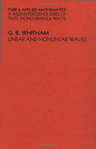 9780471940906: Linear and Nonlinear Waves