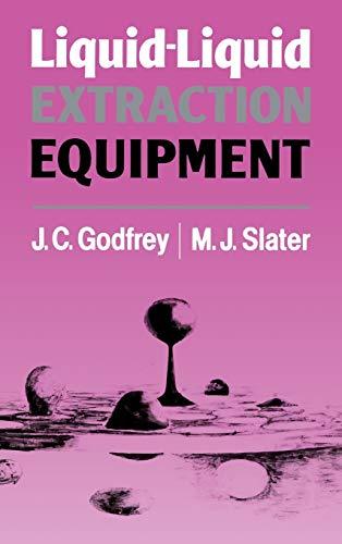 Liquid-liquid Extraction Equipment (Hardback)