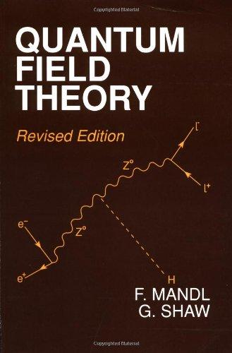 9780471941866: Quantum Field Theory, Rev.Ed.